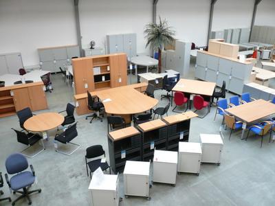 Ausstellung Büroeinrichtung Bremen