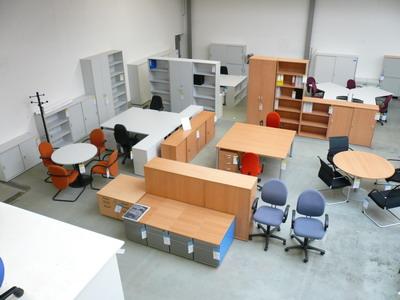 Ausstellung Büromöbel Bremen